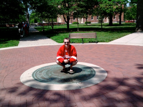 me one the Seal at Miami University